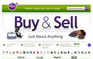 Alternatives to ebay- ebid